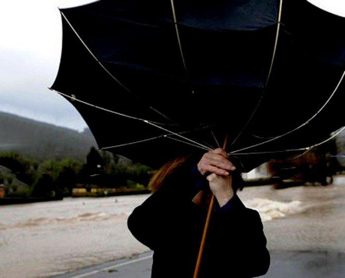 Aviso amarillo por viento y lluvia en la provincia de Málaga para este viernes
