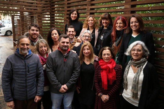 La Junta premia la trayectoria del servicio de Arquitectura y Urbanismo de la Diputación
