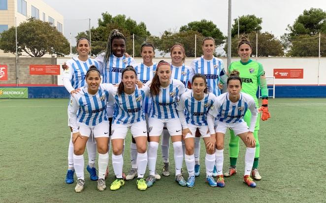 El Málaga CF Femenino empata frente a la UD Collerense (0-0)