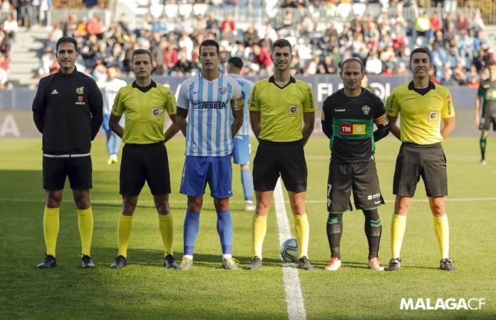 Málaga CF – Elche CF: Un empate de coraje y corazón (3-3)