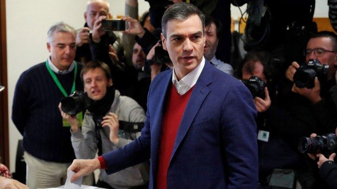 El PSOE ganaría las Elecciones Generales en Andalucía, Vox se dispara y Cs se hunde