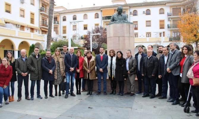 """Susana Díaz: """"En el 4D mantenemos vivo el grito y la llama de la defensa de la autonomía de Andalucía"""""""
