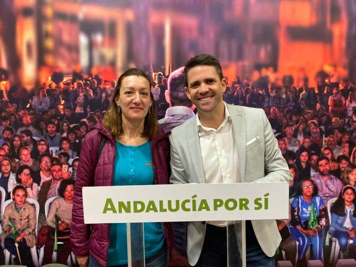 Andalucía por  Sí propone implantar pictogramas en los pasos para peatones para ayudar a los niños con autismo