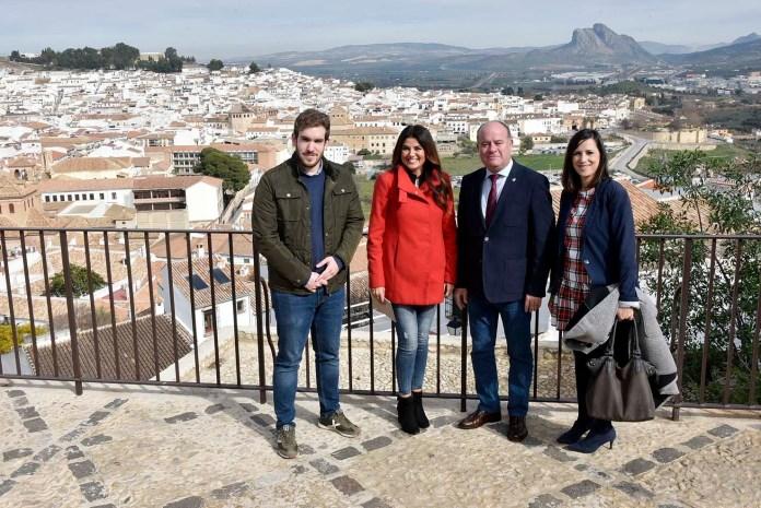 Antequera y Frigiliana serán declarados Municipios Turísticos de Andalucía en el mes de febrero