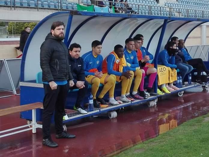Derrota para el Vélez C.F. contra El Ejido (2-1)