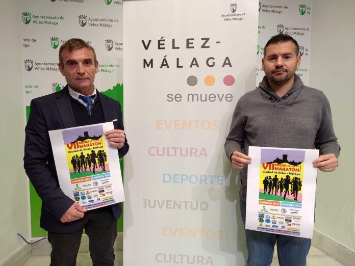 Vélez-Málaga abre las inscripciones de la VII Media Maratón