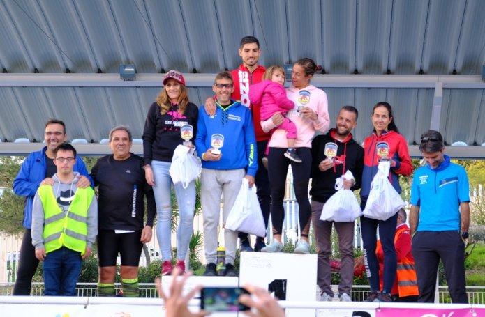 El VIII Desafío La Capitana de Rincón de la Victoria se supera con la participación de más de mil atletas de toda España