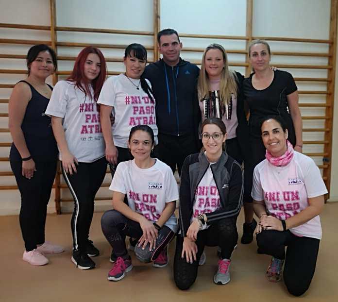 Bienestar social abre el plazo de inscripción para una nueva edición del curso gratuito de boxeo y defensa personal femenina