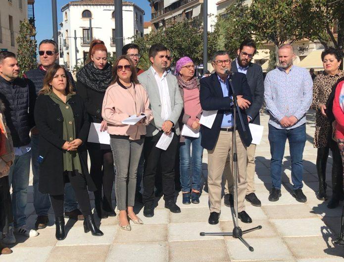 Vélez-Málaga conmemora del Día Mundial Contra el Cáncer