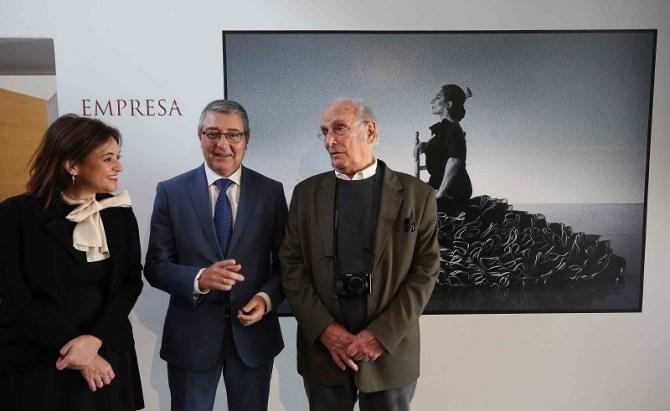 El Centro Cultural La Malagueta abre sus puertas con una exposición fotográfica del cineasta Carlos Saura sobre el mundo del flamenco