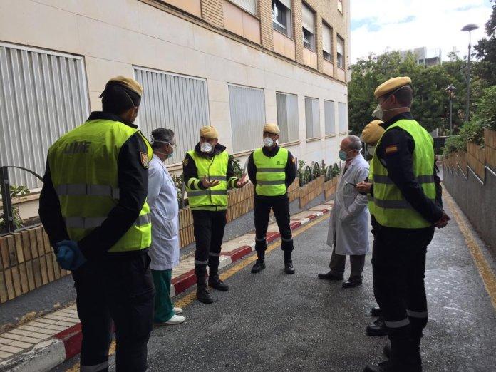 Casi medio centenar de pacientes reciben el alta en Málaga, que reduce los contagios y no registra fallecidos en las últimas hora