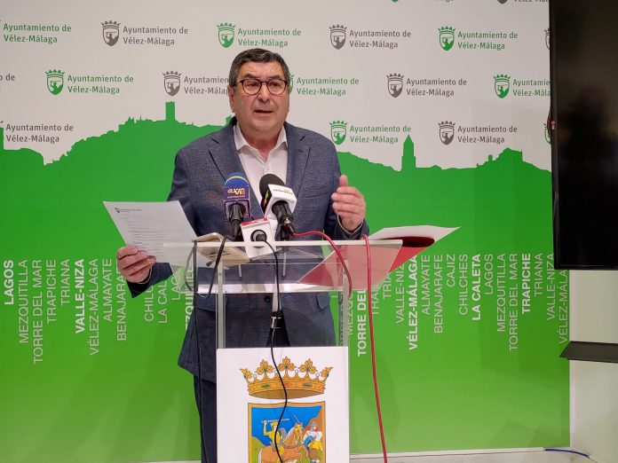 Finaliza la elaboración del documento técnico del PGOU de Vélez-Málaga