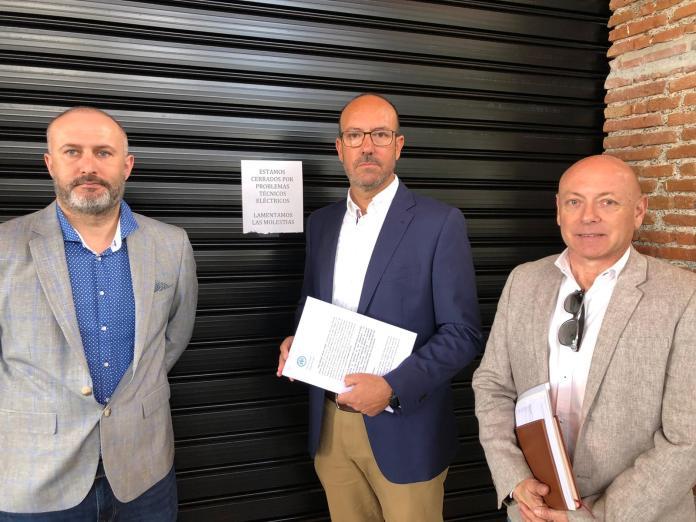 El PP de Vélez-Málaga pide una comisión especial sobre el Mercado de San Francisco y que se haga una auditoría de su gestión y contratos