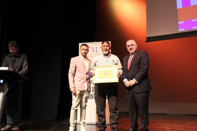 La Diputación entrega reconocimientos a entidades y personas por actuaciones y servicios en materia de Protección Civil