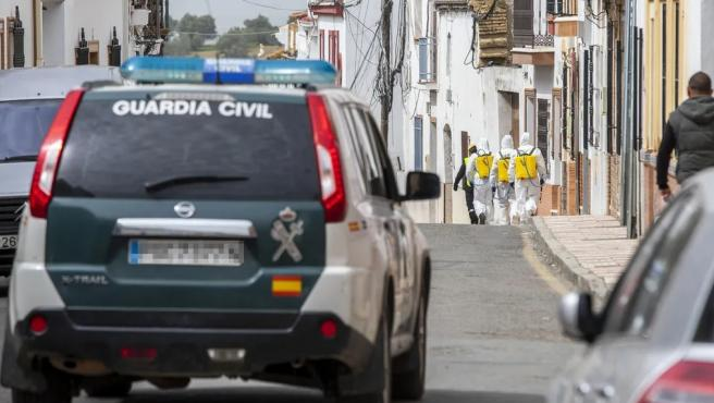 Muere un tercer guardia civil con coronavirus: era compañero del primer fallecido