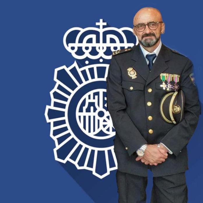Fallece el inspector de la Policía Nacional, Sebastián Sabariego, destinado en la Brigada Provincial de Policía Científica  de Málaga a consecuencia del Covid-19