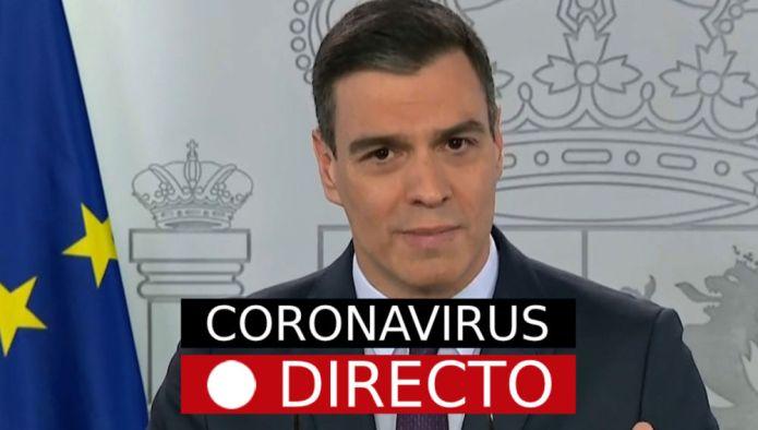 Pedro Sánchez asegura que a finales de junio España estará en la «nueva normalidad»