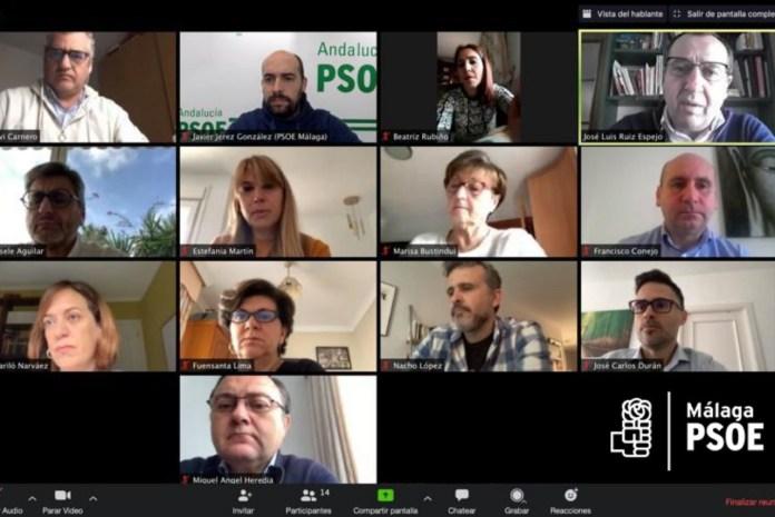 El PSOE destaca que el Gobierno da cobertura a cerca de 212.000 trabajadores en la provincia de Málaga