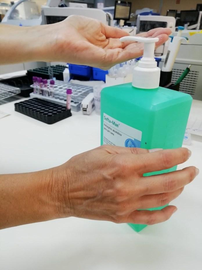 El Área Sanitaria Málaga-Axarquía se suma este martes a la conmemoración del Día Mundial de la Higiene de Manos