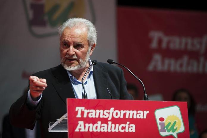 Fallece Julio Anguita, líder histórico de Izquierda Unida