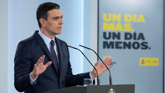 Sánchez anuncia que va a pedir una quinta prórroga del estado de alarma de un mes de duración