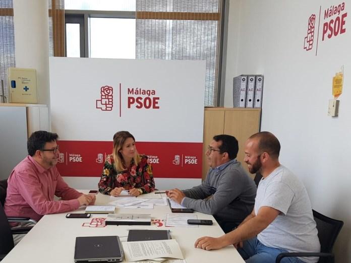 El PSOE propone a la Diputación de Málaga que impulse el turismo rural itinerante y se ponga en marcha un programa para implantar áreas de servicios para caravanas