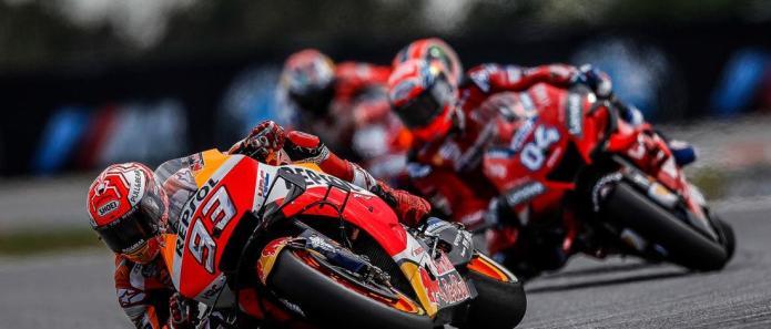 El nuevo calendario de MotoGP