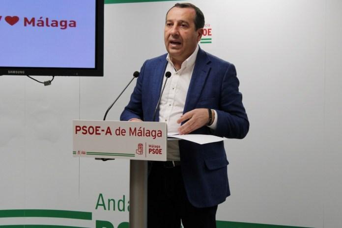 El PSOE de Málaga critica el escaso resultado hasta diciembre de 2019 del plan de choque para reducir las listas de espera puesto en marcha por la Junta