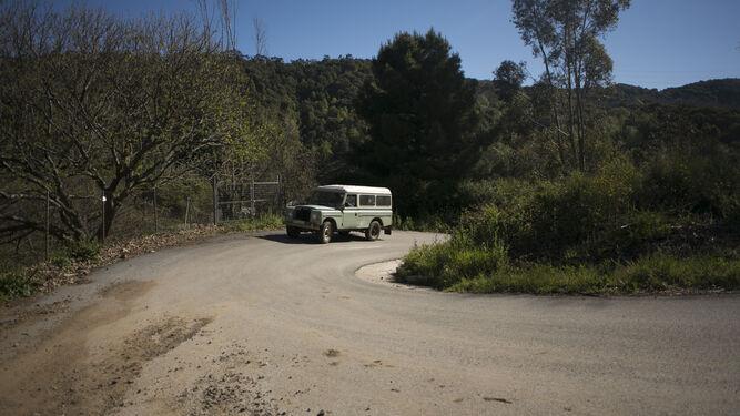 La Diputación de Málaga aporta este año 4,4 millones de euros a 45 municipios para el arreglo de caminos rurales