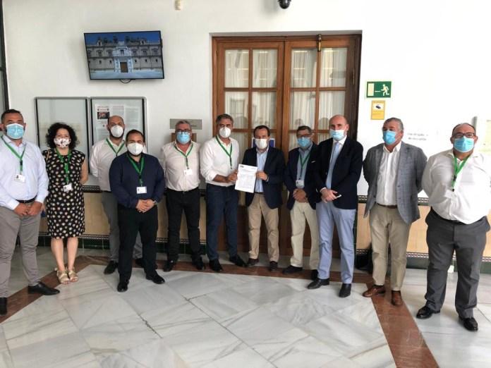 El Grupo Socialista presenta en el Parlamento una PNL para la creación de un órgano gestor que desarrolle el plan de acción del SIPAM de la uva pasa