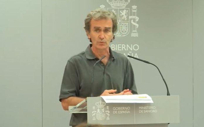 Simón: «Tenemos incrementos en al menos 15 provincias»