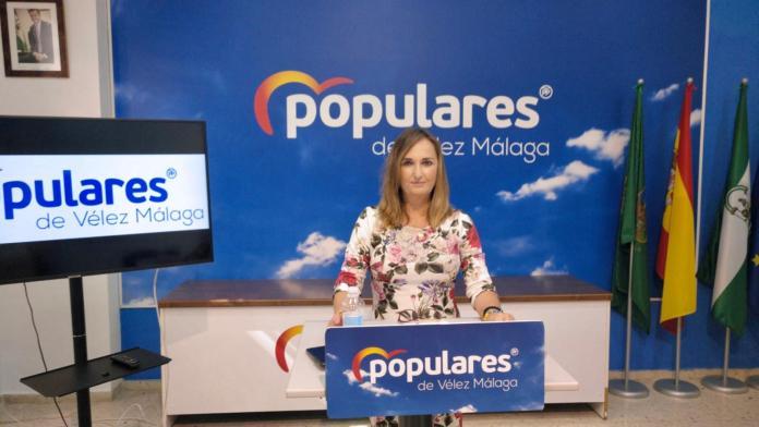 El PP de Vélez-Málaga lamenta la falta de información sobre la peatonalización del Camino de Málaga y pide aparcamientos antes de abordarla