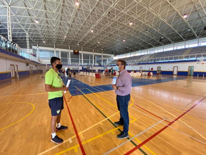 Comienzan los Campamentos Deportivos Municipales de Verano de Rincón de la Victoria