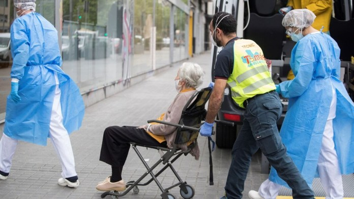 Andalucía registra dos nuevas muertes y un aumento en 526 nuevos contagios por Covid19