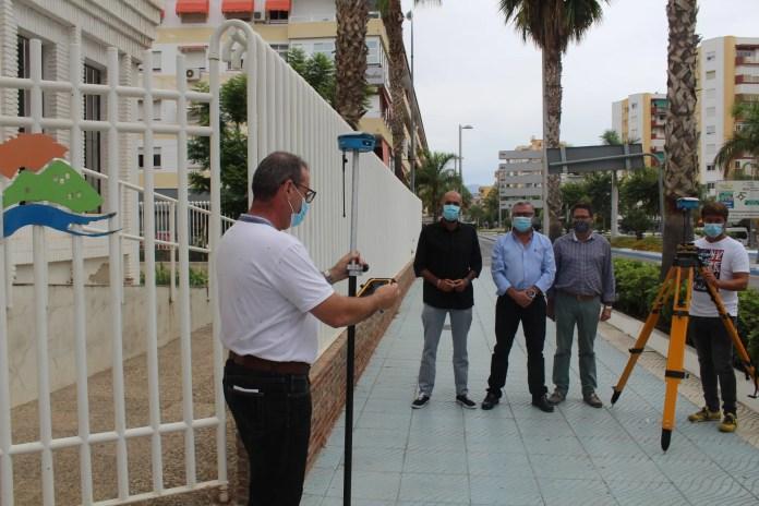 La Mancomunidad Axarquía Costa del Sol adquiere un nuevo equipo topográfico de medición gps para agilizar la ejecución de los trabajos técnicos