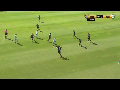 El Atlético Malagueño vence al Juventud de Torremolinos (1-0) gracias al gol de Quintana