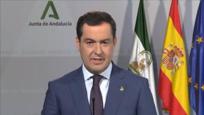 El presidente de la Junta de Andalucía, Juanma Moreno, ha anunciado este domingo un endurecimiento de las medidas para hacer frente a la pandemia durante las dos próximas semanas.