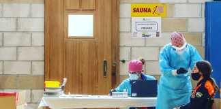 Test de antígenos en Almáchar, El Borge y Periana