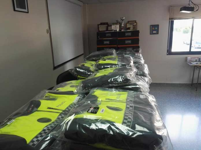 Nueva indumentaria y equipamientos para la Policía Local de Rincón de la Victoria