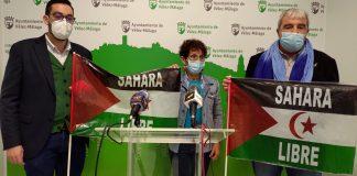 La corporación municipal aprobó el pasado 27 de noviembre, de forma institucional, la adhesión a una iniciativa de la Diputación de Málaga de apoyo y solidaridad al pueblo Saharaui.