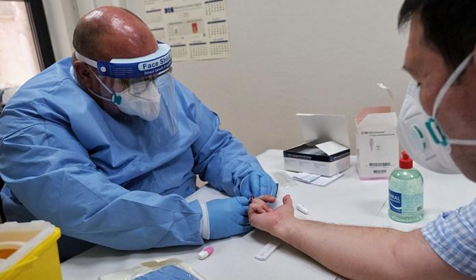 Los datos van bajando: 1.312 nuevos contagios por Covid19 en Andalucía