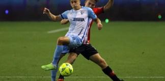 Málaga CF - UD Logroñés
