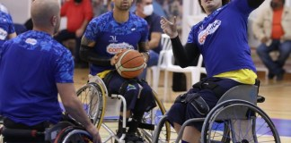 Filomena complica la vuelta de los jugadores de Amivel baloncesto.