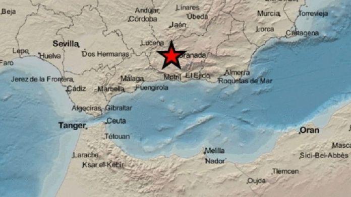 Nuevo terremoto en la provincia de Granada que se deja sentir en la Axarquía Costa del Sol