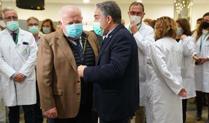 Invierten cuatro millones de euros en las instalaciones de Medicina Intensiva del Hospital Virgen de la Victoria de Málaga