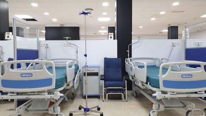 El Area Sanitaria Este de Málaga ha activado diferentes medidas recogidas en su Plan de Contigencia para hacer frente al incremento de ingresos provocado por la Covid 19.