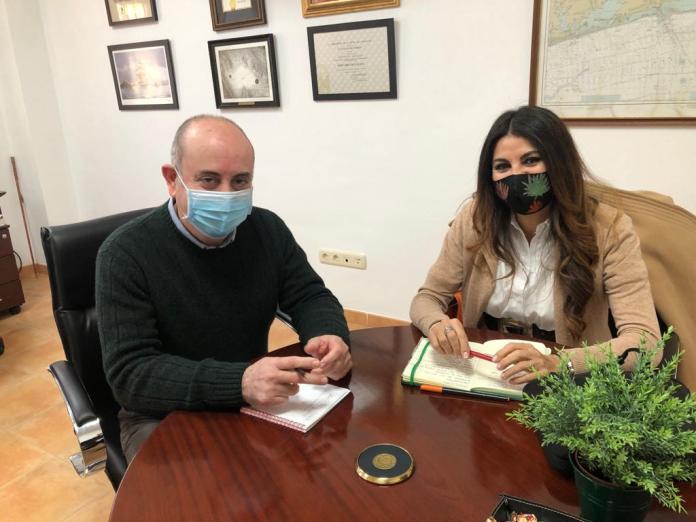 Macharaviaya recibe 10.600 euros para reforzar la limpieza y desinfección frente al COVID