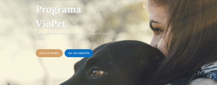 Rincón de la Victoria pone en marcha un programa de acogida de animales de víctimas de violencia machista