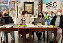 Presentación de la gaceta Homenaje a Manolo Berenguer Pérez