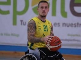 Derrota para el Amivel Baloncesto en Silla de Ruedas